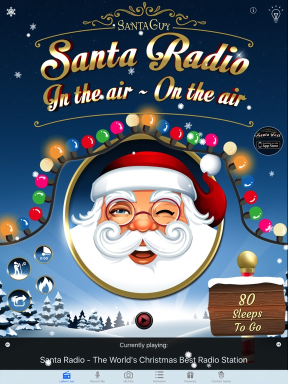 Santa Radio on the App Store