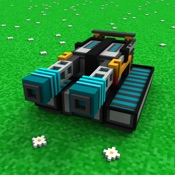 Power Tanks 3D - Future Battle