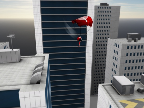 Stickman Base Jumper 2 Скриншоты11
