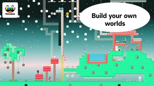 Toca Blocks Screenshots