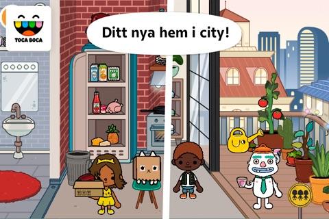 Toca Life: City screenshot 1