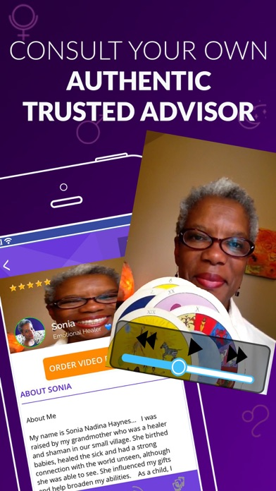 download My Tarot Advisor: Card Reading appstore review