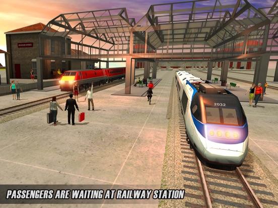 City Train Driving Adventure screenshot 6