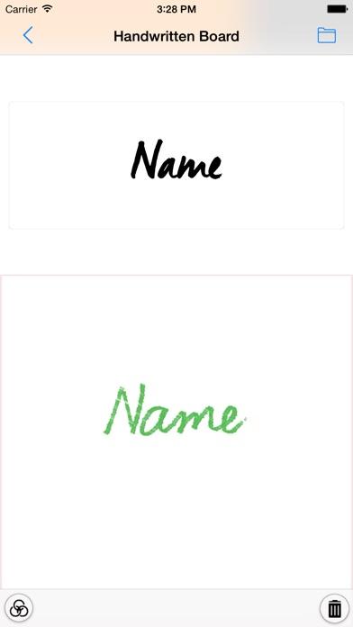 English Calligraphy screenshot 3