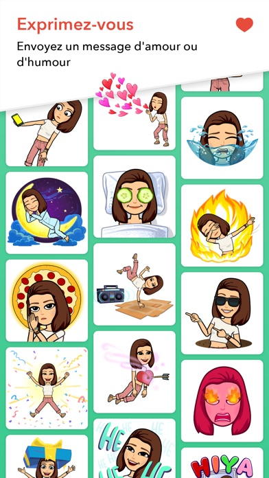 download Bitmoji apps 0