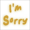 Sorry Stickers 2018