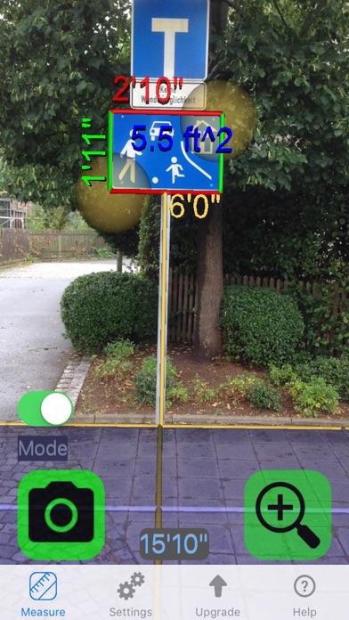 Screenshot von Messen mit Video Kamera 3D3