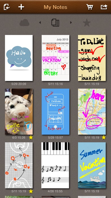 OT's with Apps – Handwriting App List