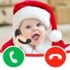 The Baby Santa Claus Calls Me