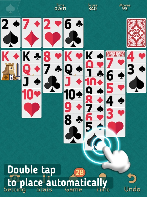 Klondike Solitaire: Kingdom screenshot 7