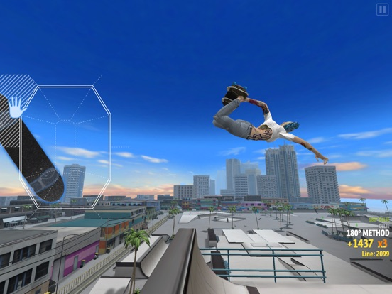 PureSkate 2 Screenshots