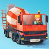 Little Builders — Trucks, Cranes & Diggers for Kids