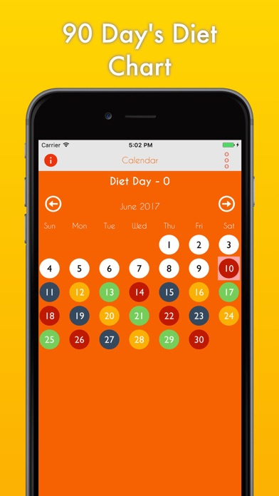 90 Days Diet Chart Pro on the App Store