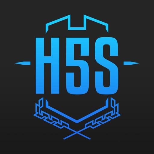 Halo 5 Stats iOS App