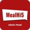 MealHi5 - Admin Panel