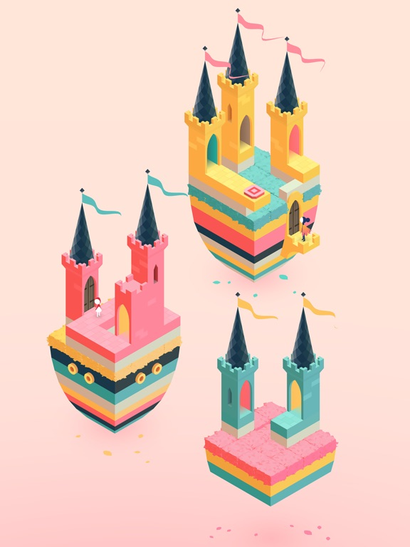 Screenshot #3 for Monument Valley 2