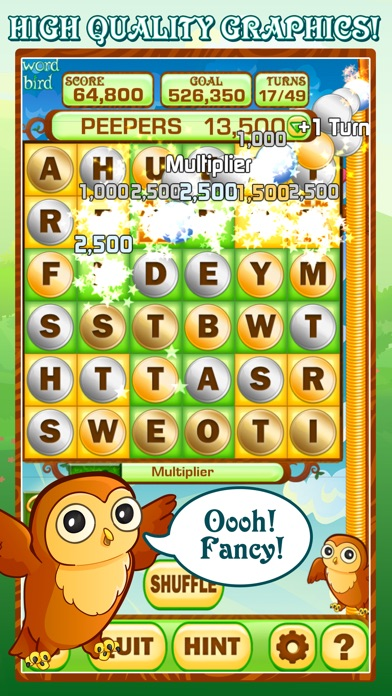 Word Bird® Screenshots