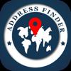 Address Finder -Where am I?
