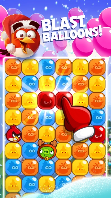 Angry Birds Blast Screenshots