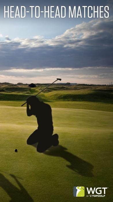 WGT Golf Game by Topgolf Скриншоты6