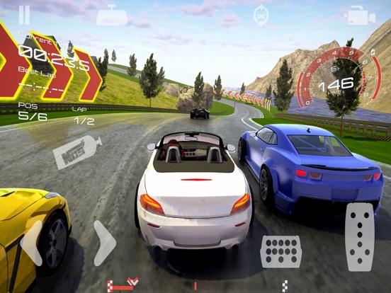 Король гонки: гоночный автомоб для iPad