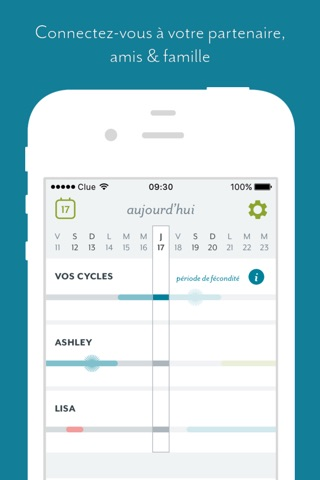 Clue - Period & Health Tracker screenshot 4
