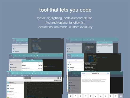 Koder Code Editor Скриншоты7