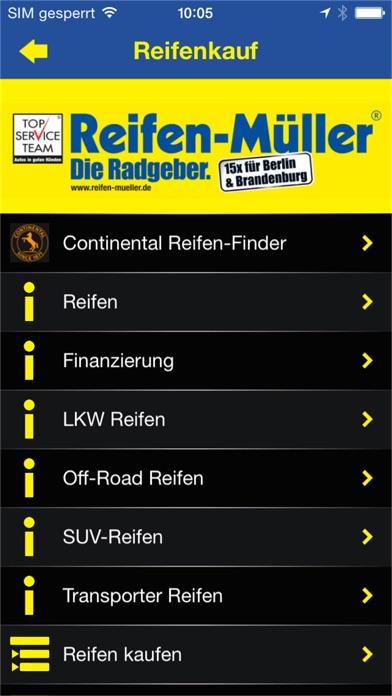 Screenshot von Reifen Müller4