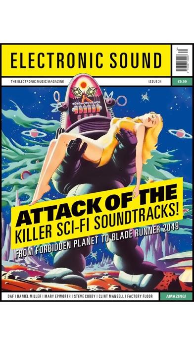 Electronic Sound Magazine review screenshots