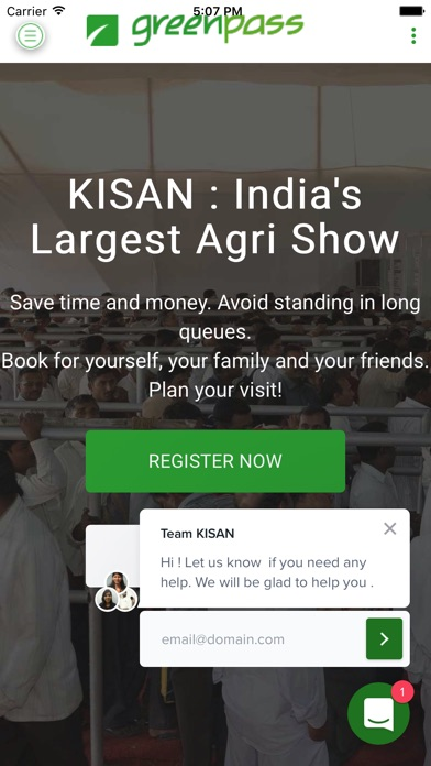 Kisan Net On The App Store