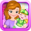 Princess Gives Birth-Care Newborn game