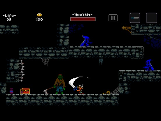 Screenshot 4 Ghoulboy Adventure