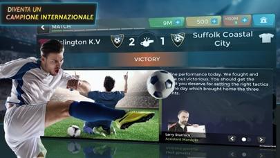 Screenshot of Football Management Ultra 20185