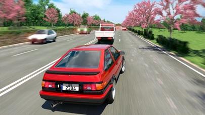 Скриншот Japanese Road Racer Pro