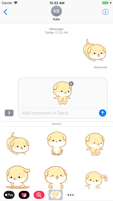 download Little Shiba Inu Animated apps 2
