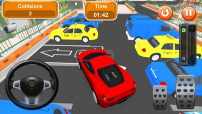 Мастер Парковки Города 3D Скриншоты6