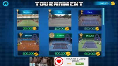 Real Tennis 2018 screenshot1