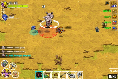 Crashlands screenshot 4