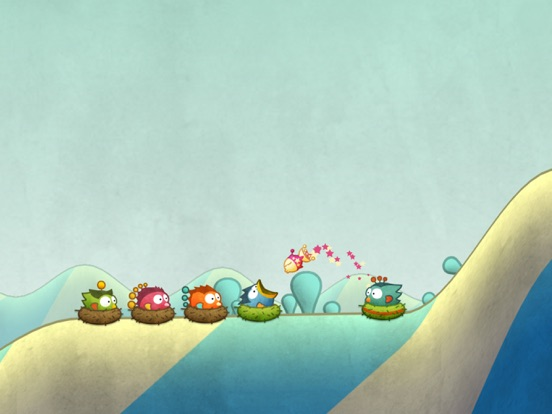 Screenshot 3 Tiny Wings