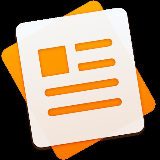 企业和个人使用文档模板的集 Inspiration Set