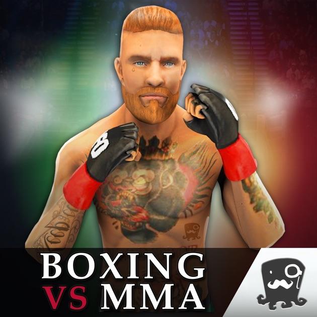 Boxing Vs MMA:在 App Store 上的内容