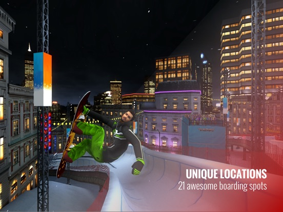 Snowboard Party World Tour Pro Screenshots