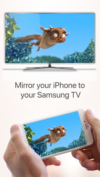 Mirror for Samsung TV screenshot 1