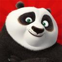 Kung Fu Panda Stickers