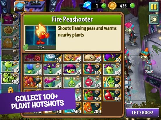 Plants vs. Zombies™ 2 Screenshots