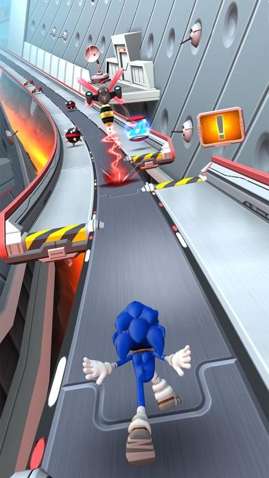 Screenshot #8 for Sonic Dash 2: Sonic Boom