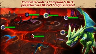 Screenshot of Dragons: L'ascesa di Berk2