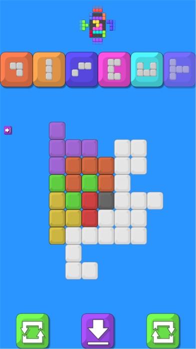 Puzzle Block 1 screenshot 1