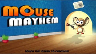Screenshot of Mouse Mayhem Fun Shooting Race1