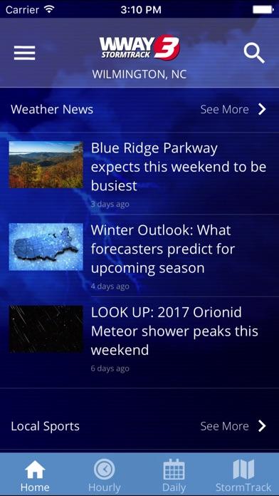 WWAY TV StormTrack Weather On The App Store - Wway radar